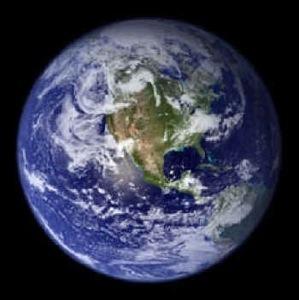 Earth-light
